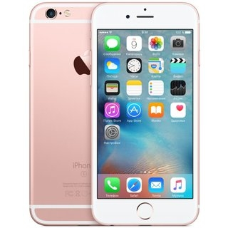 Apple iPhone 6s 16GB Rose Gold CPO