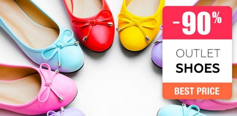 Нереальные скидки на женскую обувь до 90%