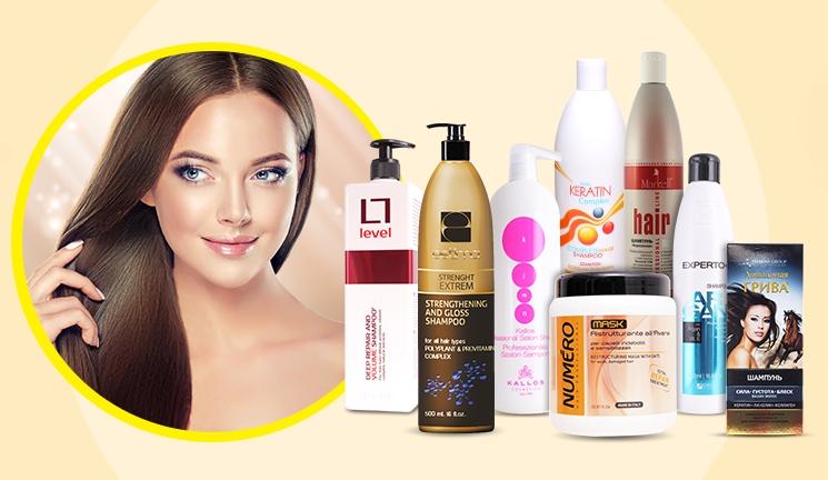 Профессиональные средства для волос со скидкой 30% в ЕВЕ!
