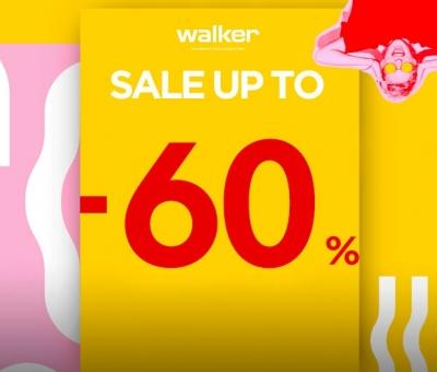 9c30bdf155c0 Обувь, сумки и аксессуары коллекции Весна-Лето со скидкой в Walker. 60%  скидка