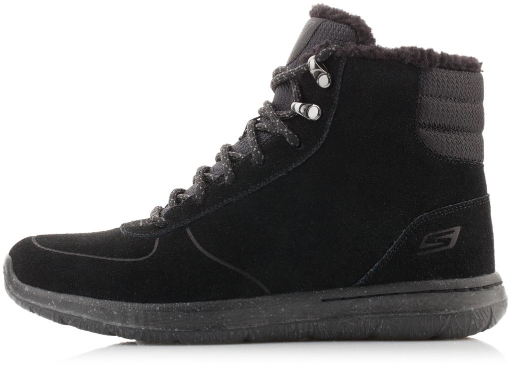 Ботинки утепленные женские Skechers On-The-Go купить со скидкой ... 3b9988b5b47