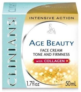 Крем-лифтинг для зрелой кожи (Clinians Age Beauty Cream)