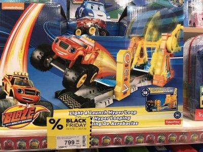 "Игровой набор ""Blaze and the Monster Machines"""