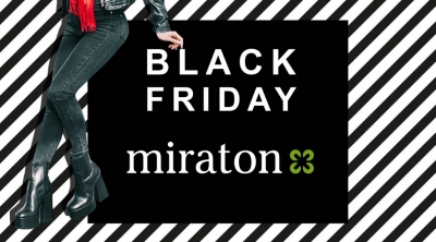 Black Friday в  Miraton!
