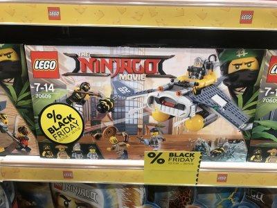 Скидка на конструктор Lego!