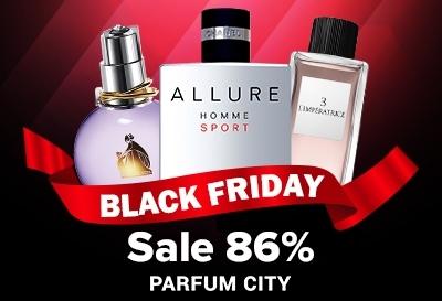 Черная пятница в Parfum City!