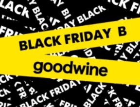 Goodwine празднует Black Friday!