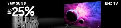 Черные цены на акционные телевизоры Samsung