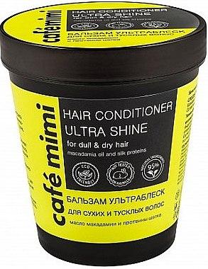 """Бальзам """"Ультраблеск"""" для сухих и тусклых волос (Cafe Mimi Hair Conditione Ultra Shine)"""