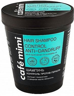 "Шампунь ""Контроль против перхот"" для всех типов волос (Cafe Mimi Hair Shampoo Anti-Dandruff)"