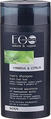 Шампунь мужской от выпадения волос (ECO Laboratorie Hair Care Men's Shampoo)