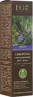 """Сыворотка стимулирующая рост волос """"Для сухих и повреждённых волос"""" (ECO Laboratorie)"""