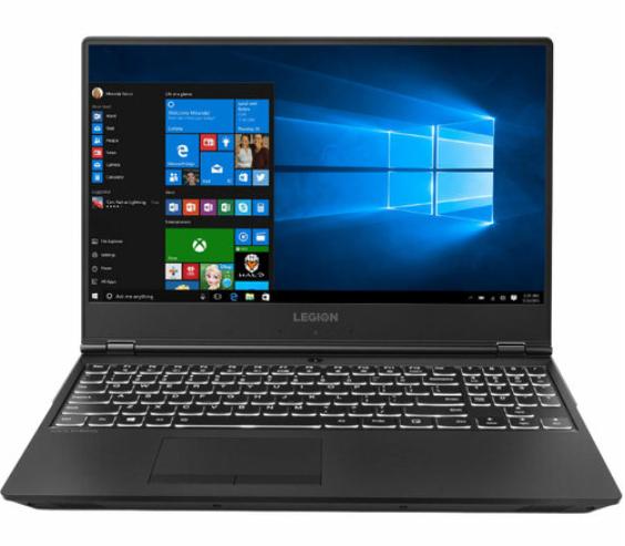 Супер цена на ноутбук LENOVO Legion Y530-15ICH
