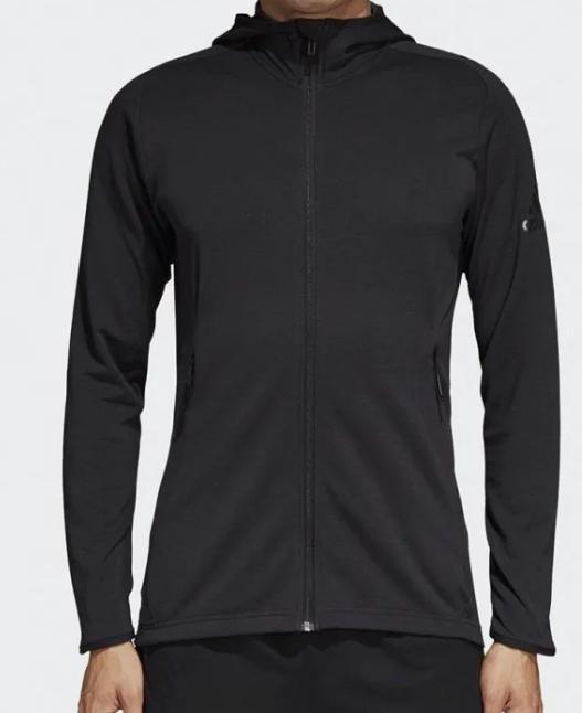 Мужская спортивная кофта Adidas со скидкой 45%