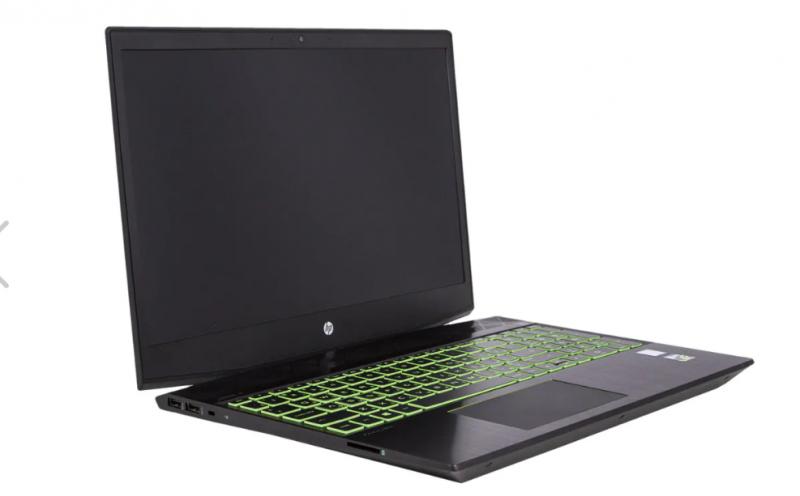 Ноутбук игровой HP Pavilion Gaming 15-cx0041ur со скидкой 13%