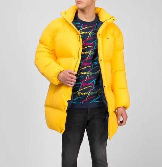 Мужская зимняя курточка Tommy Hilfiger со скидкой 60%