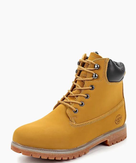 Мужские ботинки Front By Ascot со скидкой 40%