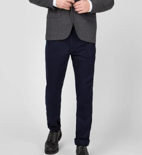 Мужские брюки Tommy Hilfiger со скидкой 60%
