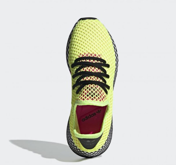 Мужские Кроссовки Adidas DEERUPT RUNNER со скидкой 35%
