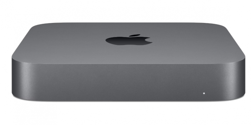 Apple Mac Mini 256GB Space Gray со скидкой 8%