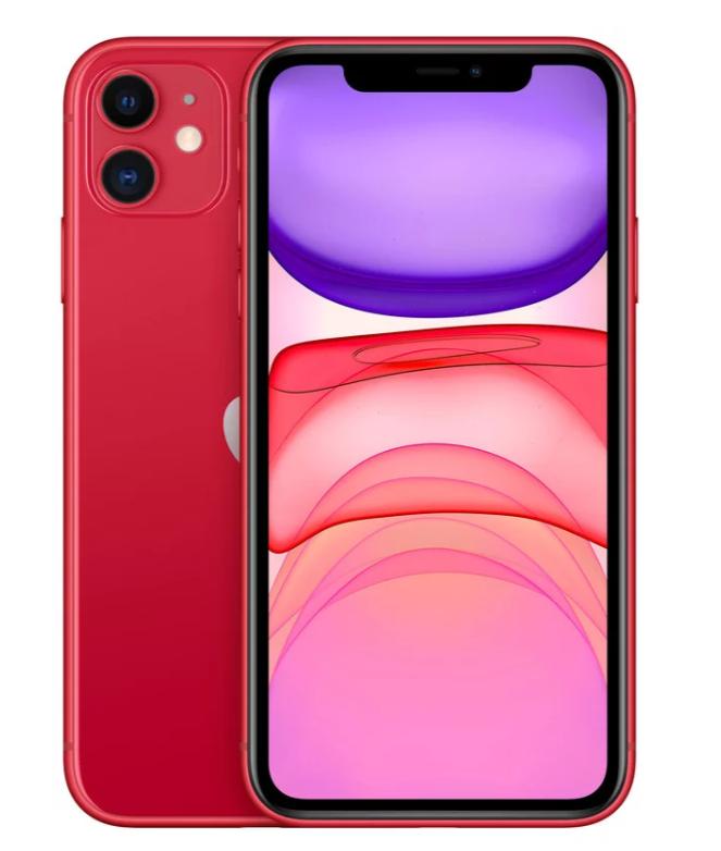 Новый iPhone 11 со скидкой 8%