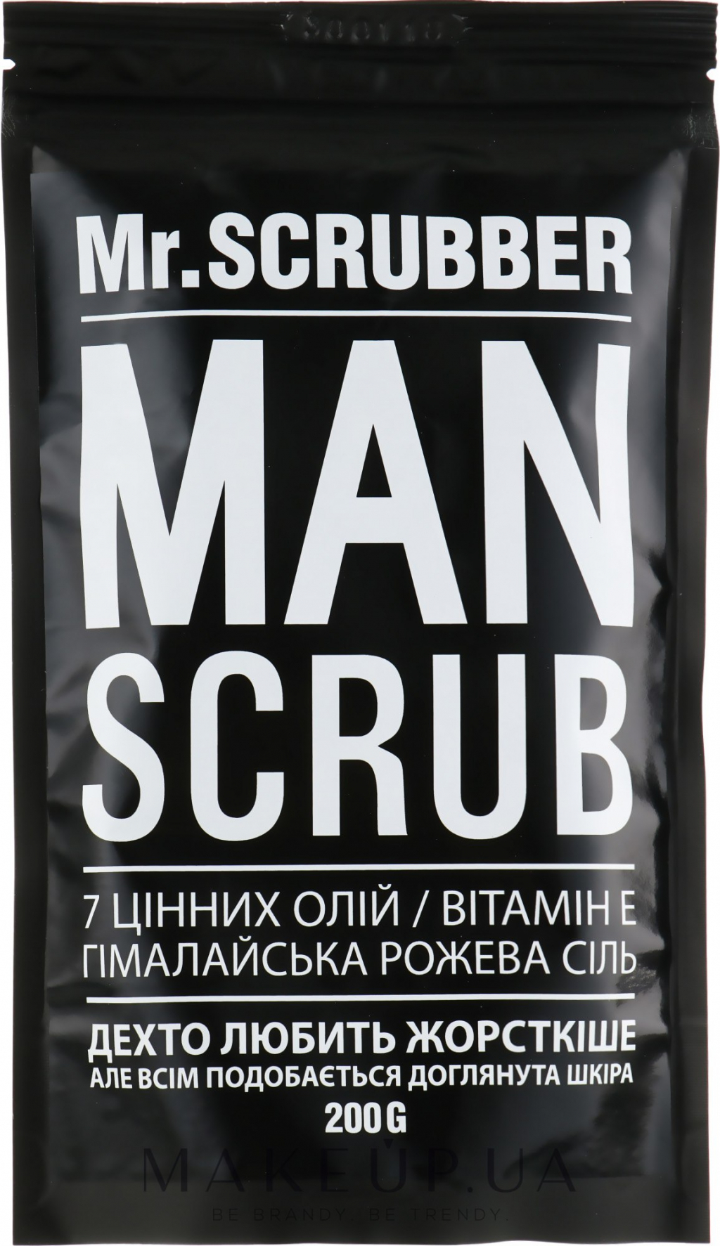 """Мужской кофейный скраб для лица и тела """"Кофейное зерно"""" (Mr.Scrubber Man Coffee Bean Scrub)"""