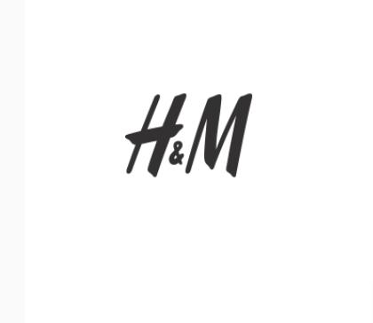 Скидки на одежду H&M
