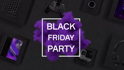Black Friday В магазине Fishki.ua, уже скоро!