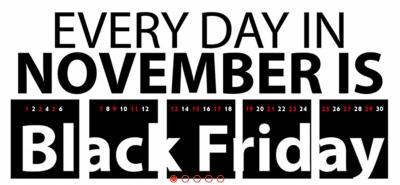 Black Friday В магазине Kedoff.Net, уже скоро!