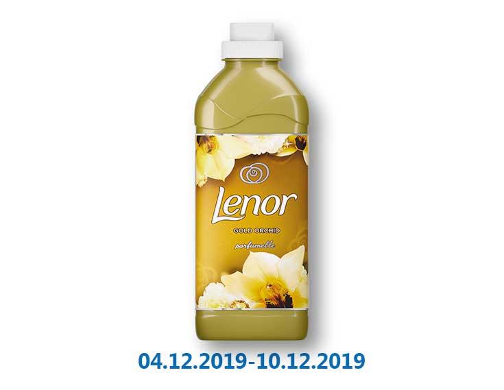 Смягчитель для тканей «Золотая Орхидея»ТМ «Lenor» - 0,75 л