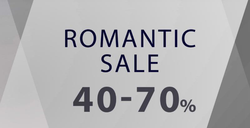 День влюбленных в магазине Minimal