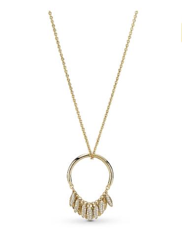 Ожерелье и кулон по сказочной цене в магазине Pandora