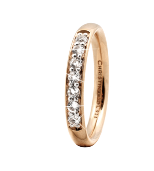 Женское кольцо по сказочной цене в магазине Дека