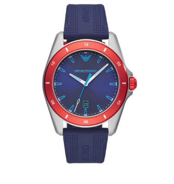 Мужские часы Emporio Armani по скидке в магазине Дека!