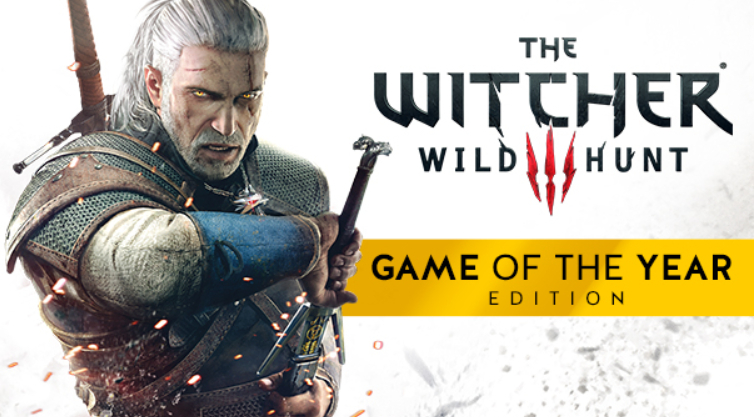 Скидка на популярную видеоигру THE WITCHER 3: WILD HUNT в магазине Steam!