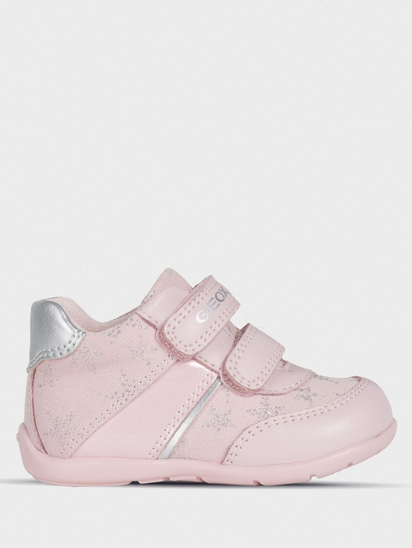 Ботинки детские Geox B ELTHAN GIRL B021QD-01054-C0514