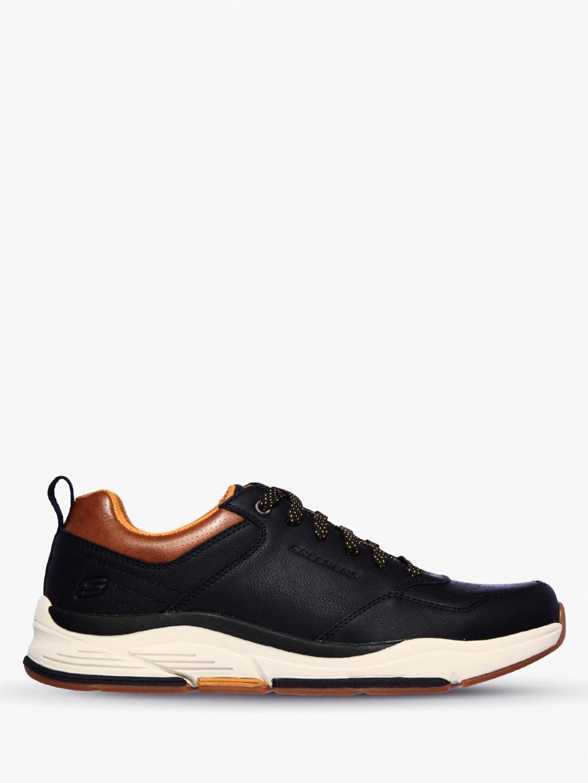 Кроссовки мужские Skechers USA Streetwear 66204EWW BLK