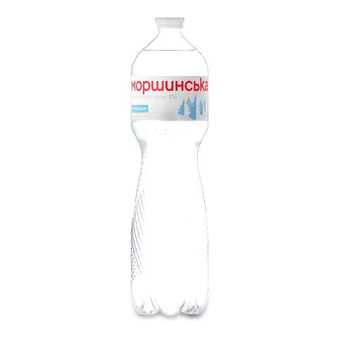 Вода мінеральна «Моршинська» негазована