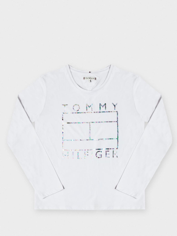 Кофти та светри дитячі Tommy Hilfiger модель KG0KG04892-YAF