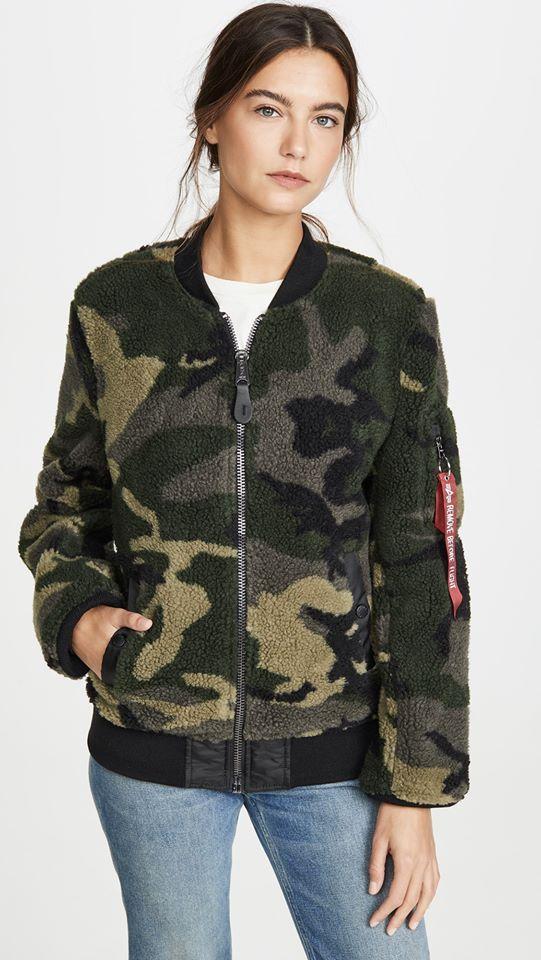 Куртка жіноча Alpha Industries модель WJM44500C1