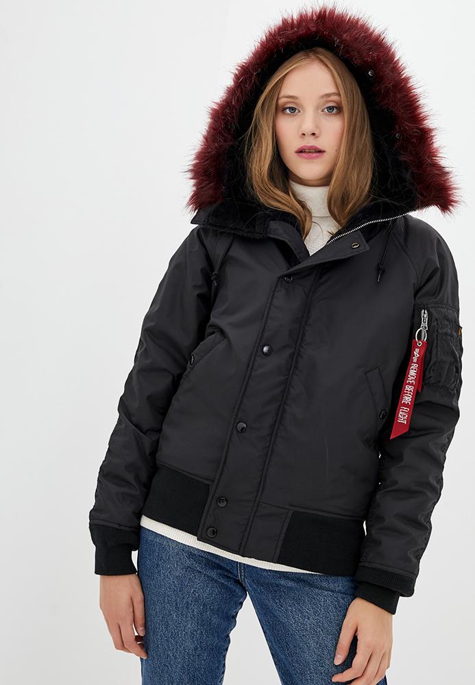 Куртка жіноча Alpha Industries модель WJN48501C1