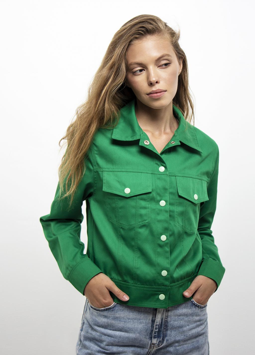 Куртка жіноча Dasti модель 482DS20191709
