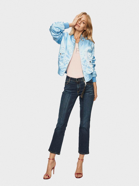 Куртка жіноча GUESS модель W01L20-WCK60-FD79