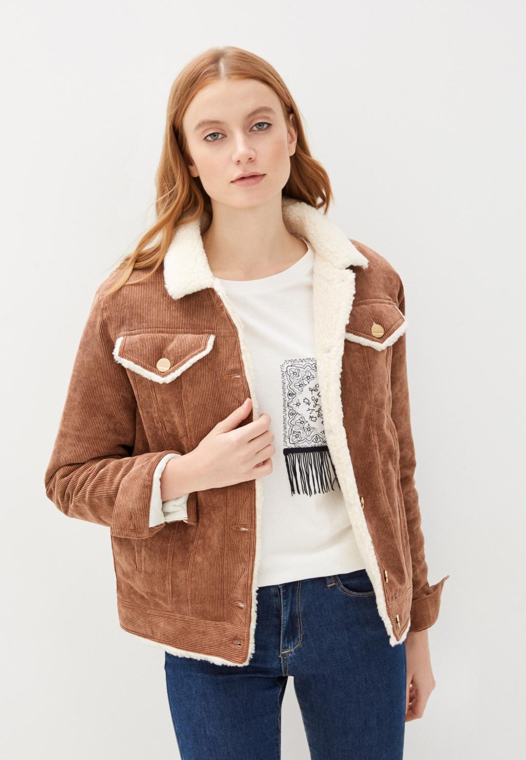 Куртка жіноча Dasti модель 482DS20192104