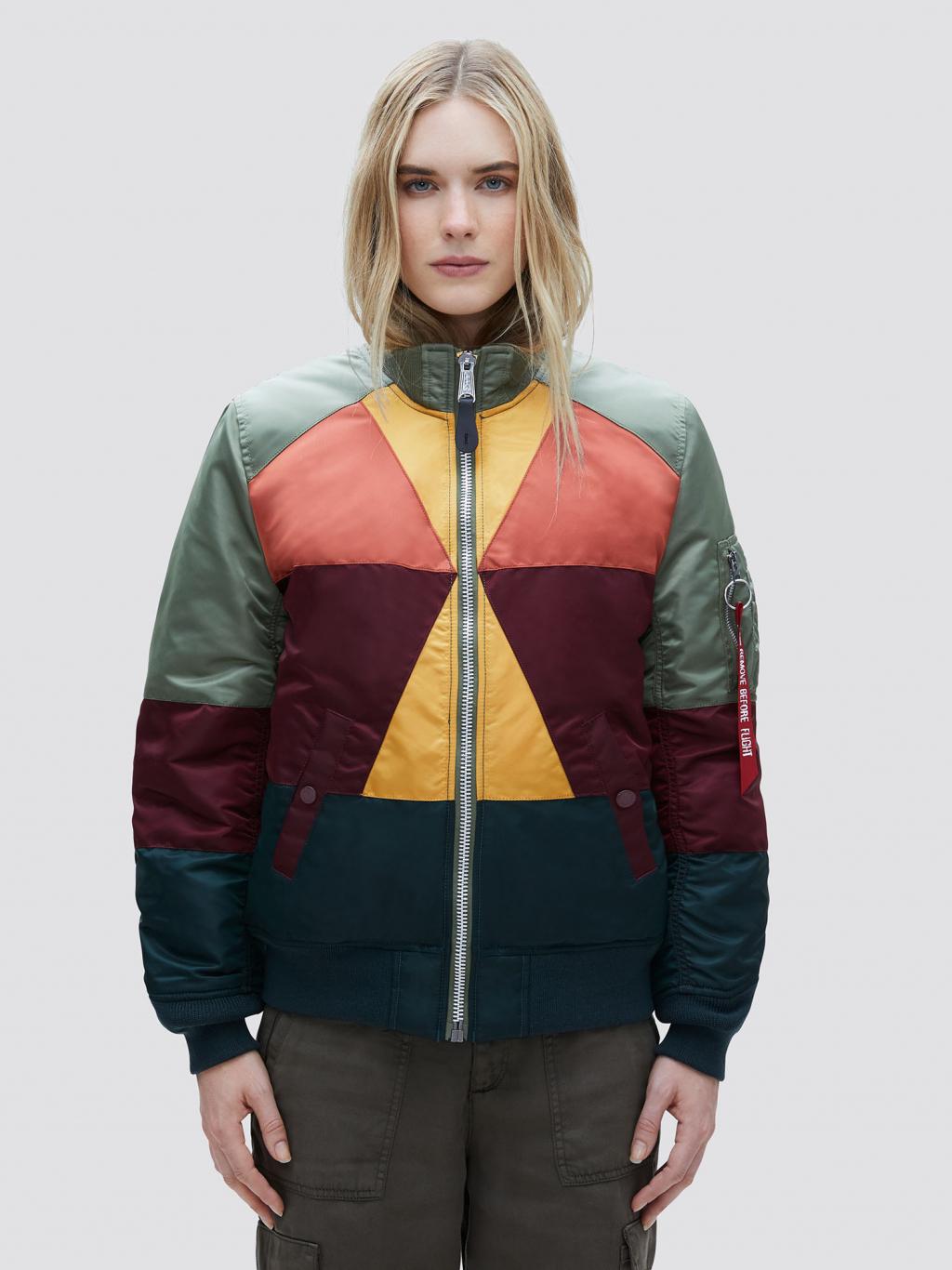 Куртка жіноча Alpha Industries модель WJM49500C1_multi