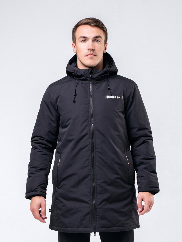 Куртка чоловіча Peak модель FW594361-BLA