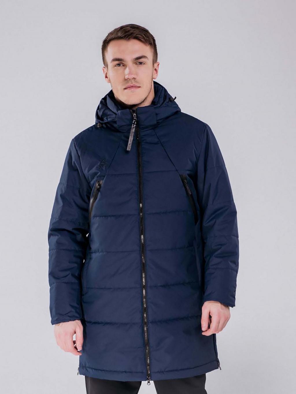Куртка чоловіча Peak модель FW584631-BLU