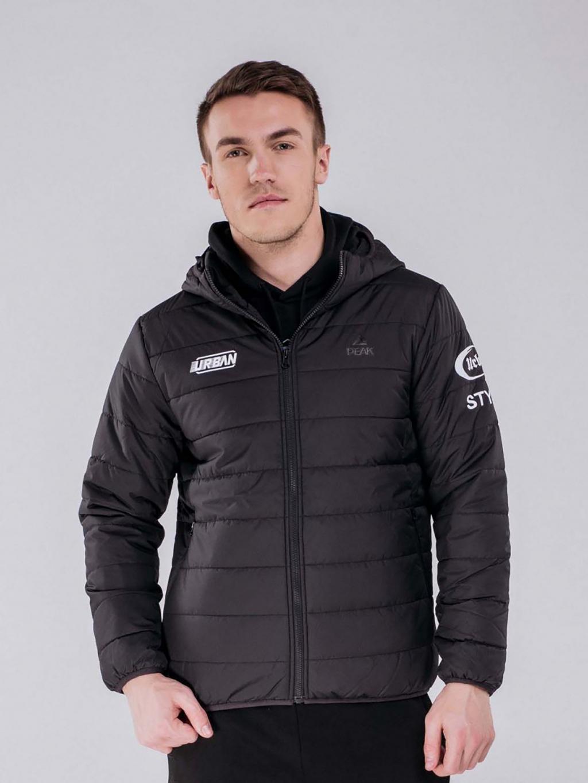 Куртка чоловіча Peak модель F583007-BLA