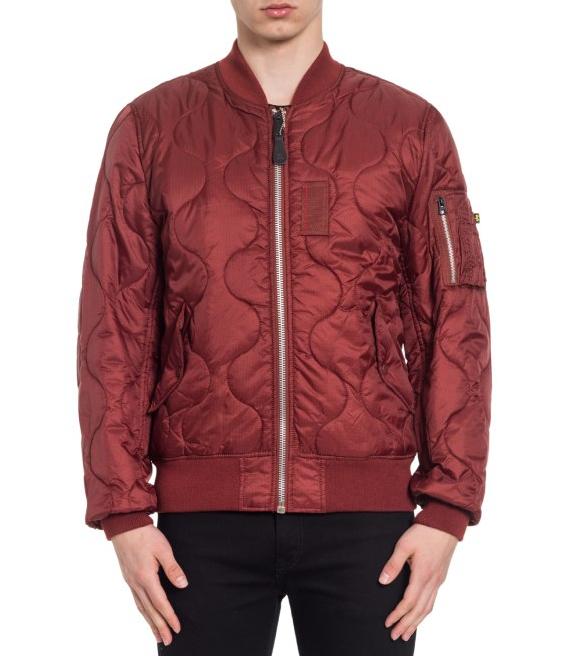 Куртка чоловіча Alpha Industries модель MJN46503C1