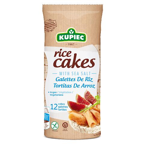 Хлібці Kupiec рисові з морською сіллю